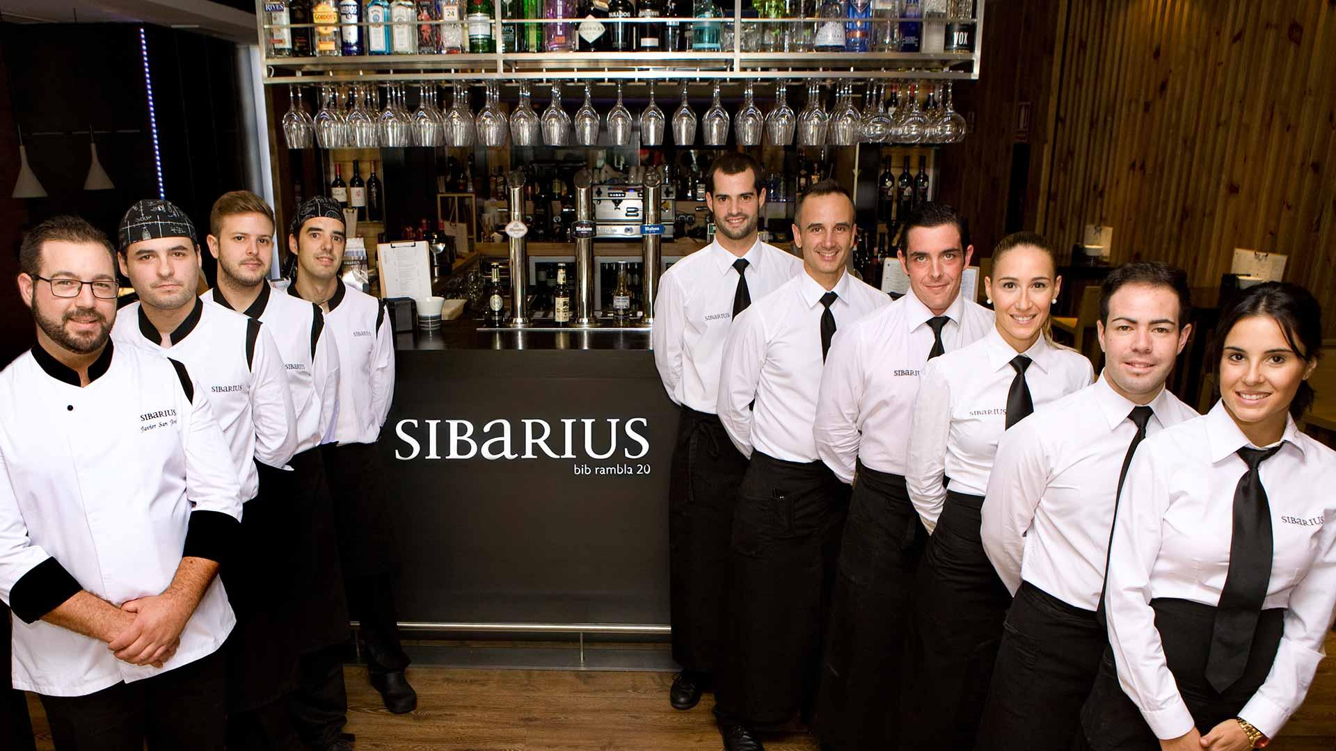 Equipo Sibarius Grupo Sibarius